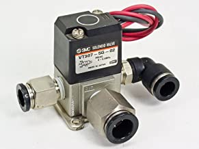 SMC VT307-5G-02 NU 3 Port 24 Volt Direct Operated Solenoid Valve