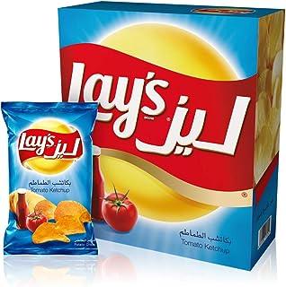 Lay's Tomato Ketchup Potato Chips 23 gm x 14
