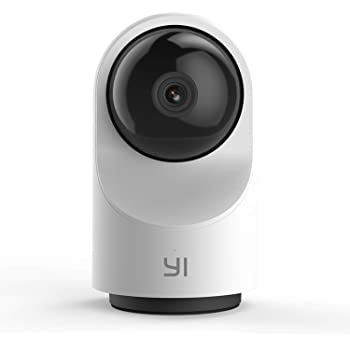 YI Smart Dome Security Camera X, AI-Powered 1080p WiFi IP Home Surveillance System with 24/7 Emergency Response, Human Detect, Sound Analytics, Time Lapse for Pet Monitor - Works with Alexa & Google