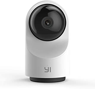 YI Smart Dome Camera X, AI-Powered 1080p WiFi IP Home Security System & Baby Monitor with Human Detection, Sound Analytics...