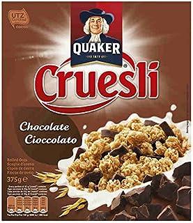 comprar comparacion Quaker - Cruesli Chocolate 375 g - pack de 3