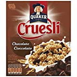 Quaker - Cruesli Chocolate 375 g - [pack de 3]
