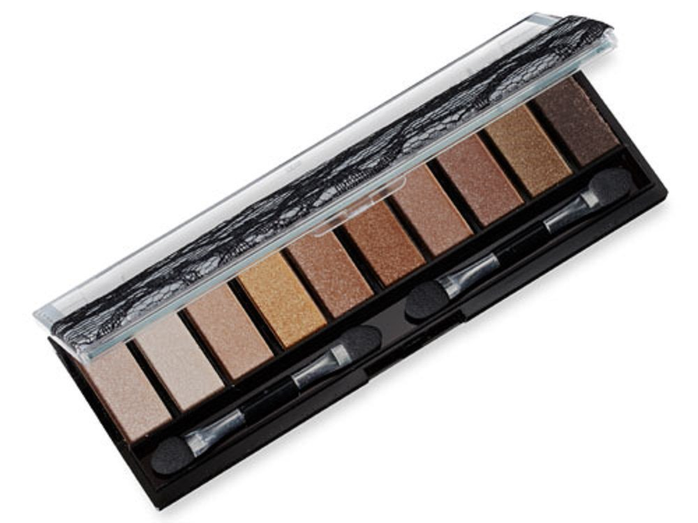 Hard Candy Top Ten Eye Quantity limited Gorgeous Palette Naturally Shadow Baltimore Mall