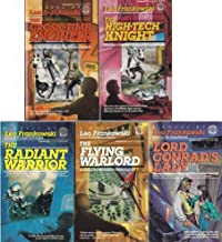 The Adventures of Conrad Stargard: 5-volume Set (The Cross-time Engineer, The High-Tech Knight, The Radiant Warrior, The Flying Warlord, Lord Conrad's Lady)
