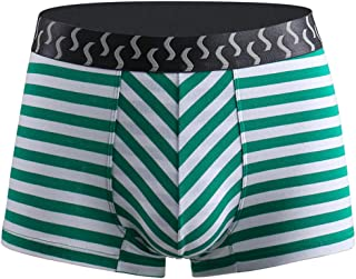Men's Boxer Underwear Breathable U Convex Panties Sexy Men Underpants Health Sports Shorts - Micro Cotton