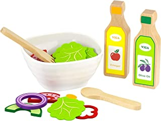 VIGA Salad Play Set