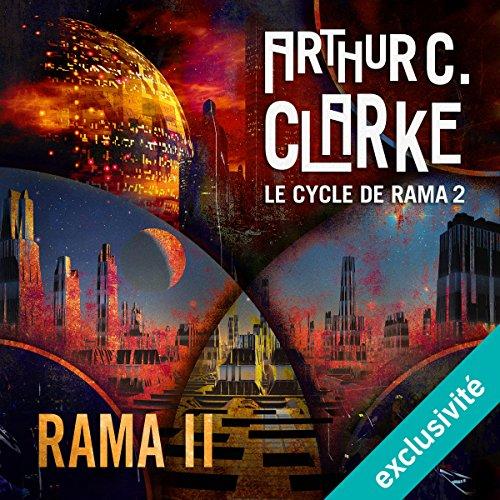 Rama II audiobook cover art