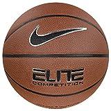 NIKE Basketball Elite Competition Amber/Black