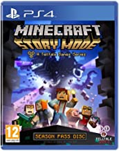 MINECRAFT STORY MODE A TELLTALE GAME SERIES SEASON PASS DISC (PS4)