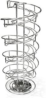 Carousel Home and Giftsel Recipiente de metal para cafetera 22 x 17 cm
