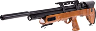 Hatsan Bullboss Wood .25 Caliber Airgun, Hardwood