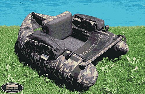Lineaeffe Float Tube Belly Boat Camouflage