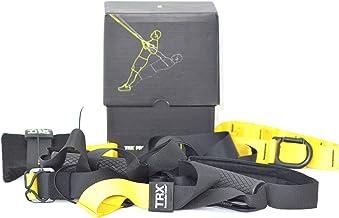 حبل التمارين الرياضية من تي ار اكس، اسود واصفر