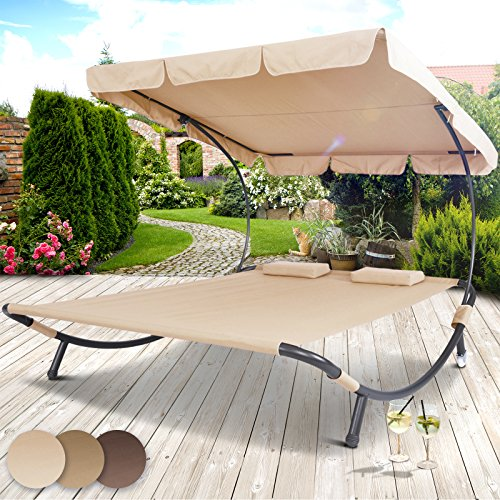 Miadomodo Double Day Bed Hammock Chaise