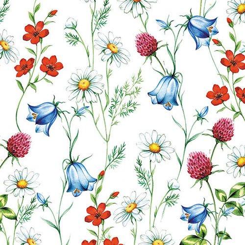 Ambiente SERVILLETAS 20 UD Flores Silvestres