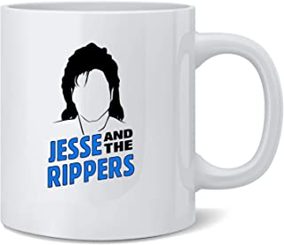 Poster Foundry Jesse and The Rippers Band Coffee Mug Tea Cup 12 oz