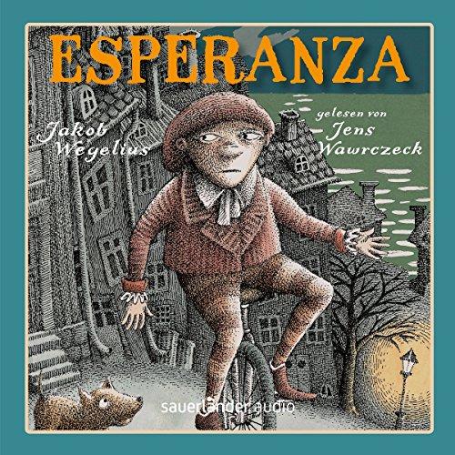 Esperanza audiobook cover art