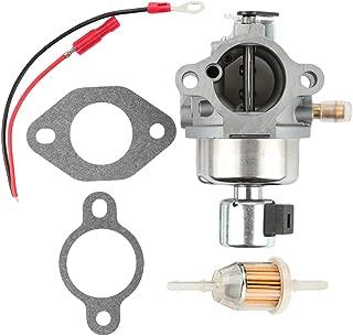 Hilom CV491 Carburetor for Kohler 12853107-S 12853117-S CV490 CV491 CV492 CV493 Models & Toro 74601 74603 74701 74702 Models & John Deere Sabre 17.5 Kohler Command