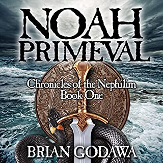 Noah Primeval audiobook cover art