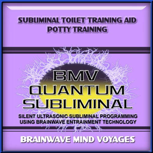 Subliminal Toilet Training Aid Potty Training