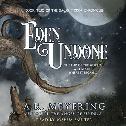 Eden Undone cover art