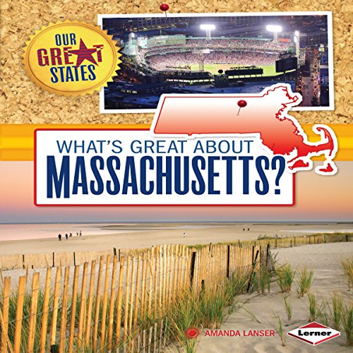 What's Great About Massachusetts? copertina