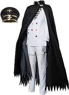 Danganronpa Kokichi Ouma Cosplay Halloween Costumes Suit Uniform Full Set