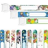 Notfallarmband Set für Kinder · 3 Stück · Sicherheitsarmband · Wasserfest · Wiederverwendbar · SOS Armband · Gemischt · Tampen Kinder