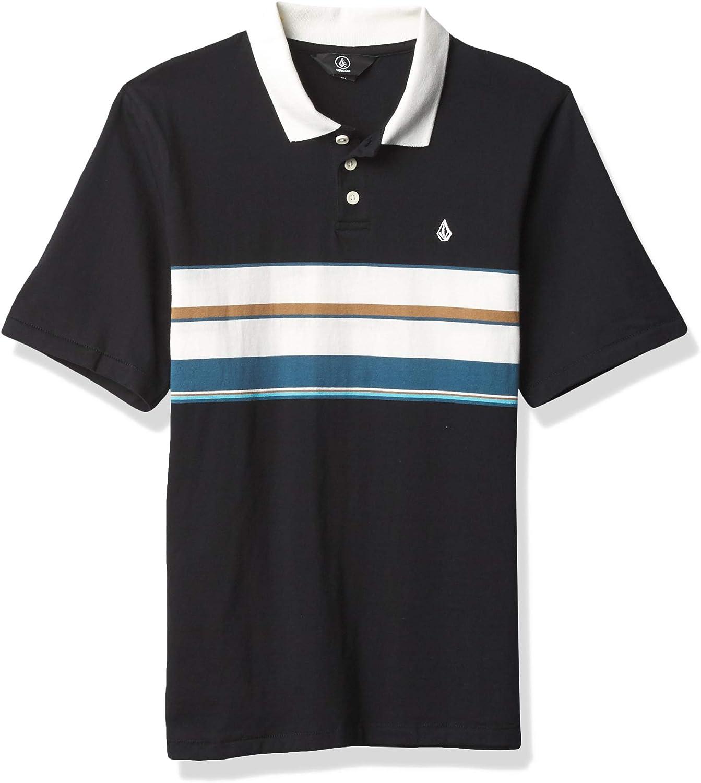 Volcom Boys' Kirkwall Short Sleeve Polo Shirt