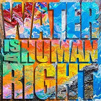 #waterisahumanright