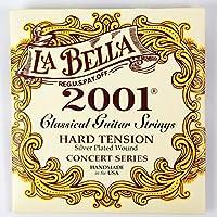 La Bella 2001 Hard Tension×3SET クラシックギター弦