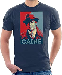 TV Times Michael Caine in Jack The Ripper Men's T-Shirt