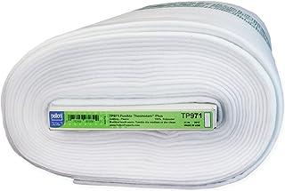 Pellon Thermolam Plus Fusible Fleece, 45 x 15 Yard, White
