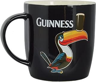 Guinness Mug Standing Toucan (Black)
