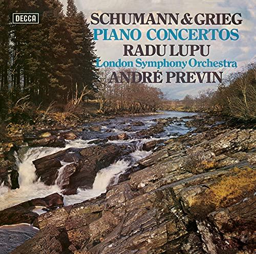 Grieg & Schumann: Piano Concertos (SHM-CD)