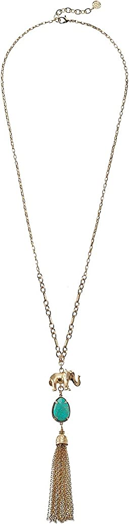 Lilly Pulitzer - Trunks Up Necklace