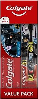 Colgate Kids 6+ Batman Oral Care Toothpaste, 50 ml + Toothbrush Back to School Kids Oral Care Set