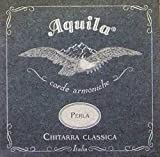 Best Aquila Acoustic Guitar Strings - Aquila 37C Perla Normal Tension, New Nylgut, set Review