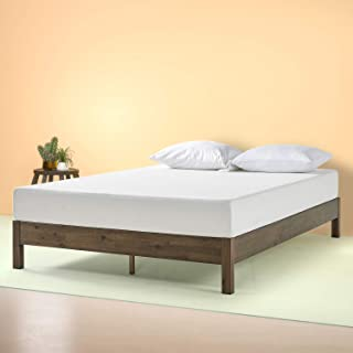 Zinus Tosha 12 Inch Wood Platform Bed, Queen