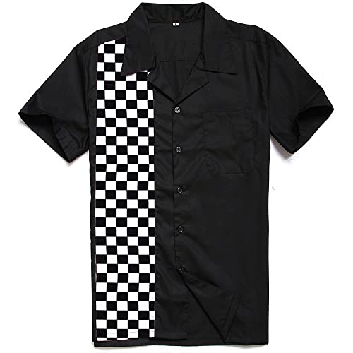 90a6cd2c2efb7 Rockabilly Men's Shirts: Amazon.com