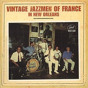 Vintage Jazzmen of France in New Orleans