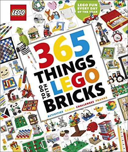365 Things to Do with LEGO Bricks (Lego Ideas)