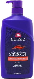 Aussie Shampoo Smooth Miraculously 29.2oz Pump (3 Pack)
