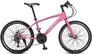 Bdclr Beginners Flat Handle Seat Height Adjustable Fashion 21-Speed Road Racing Bike