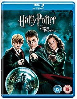 Harry Potter and the Order of the Phoenix [Blu-Ray] [2007] [Region Free] (B000VS2EN2) | Amazon price tracker / tracking, Amazon price history charts, Amazon price watches, Amazon price drop alerts
