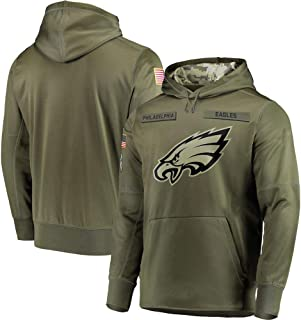 eagles hoodie salute to service