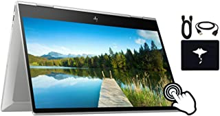 "2020 HP Envy x360 2in1 Convertible 15.6"" Laptop FHD IPS Touchscreen, 10th Gen Intel Quad-Core i7-10510U, 16GB RAM, 512GB P..."