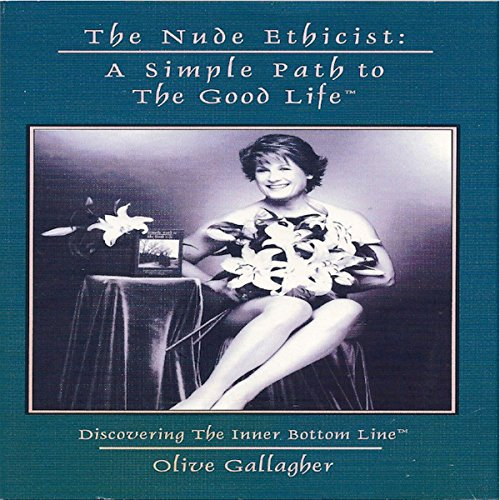 The Nude Ethicist Audiobook By Olive Gallagher cover art
