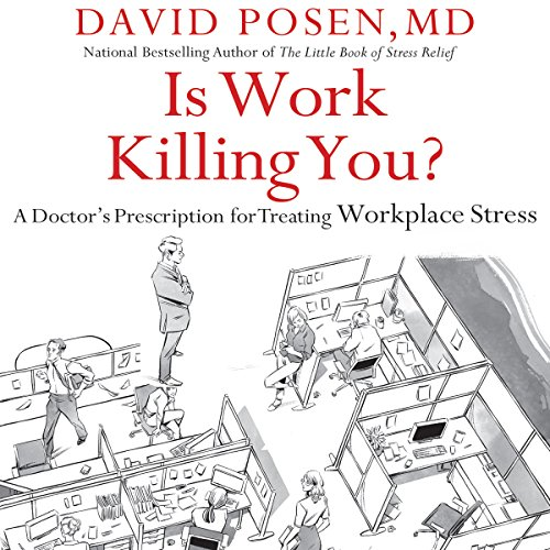 Is Work Killing You? audiobook cover art