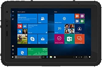 Vanquisher Ruggedized Handheld Tablet Computer, Windows 10/8-Inch, for Enterprise & Industrial Mobile Field Applications